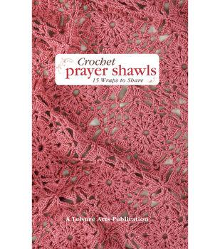 Leisure Arts-Crocheted Prayer Shawls