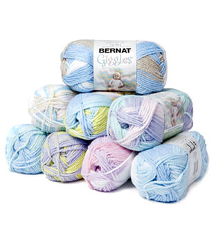 Bernat Giggles Yarn 3 Pack