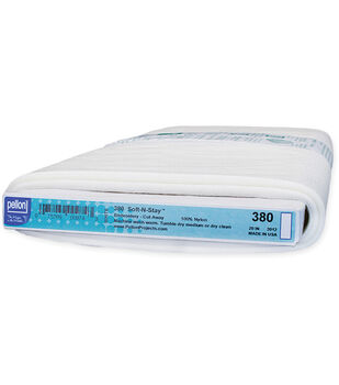 Pellon Soft-N-Stay White Stabilizer 20''x25yds