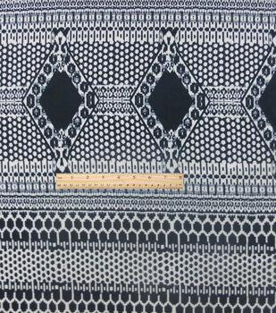 Nicole Miller Fabric-Scuba Knit Temple