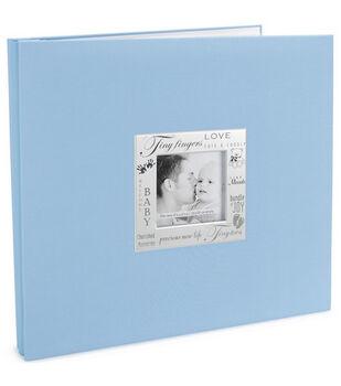 12''x12'' Expressions Postbound Album-Baby Boy