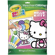 Crayola Color Wonder Mess Free Coloring Kit-Hello Kitty, , hi-res