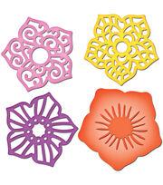 Spellbinders Shapeabilities Dies-Layered Flowers, , hi-res