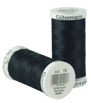 Gutermann Sew-All Thread 273 Yards-Naturals