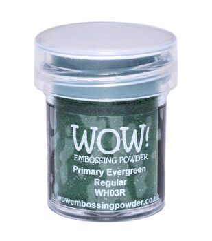 WOW! Embossing Powder 15ml-Evergreen