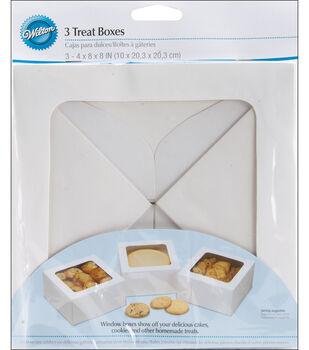 Wilton® Large Treat Box-White
