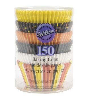 Wilton® Standard Baking Cups-Candy Corn 150/Pkg