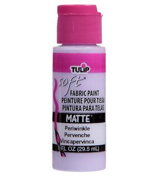 Tulip Soft Matte Fabric Paint-Periwinkle