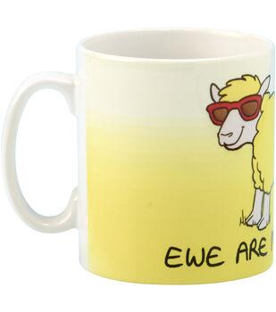 Vanessa Bee Designs Coffee Mug-Ewe Are My Sunshine