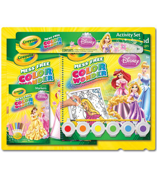 Crayola Color Wonder Gift Set-Princess