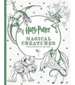 Harry Potter™ Magical Creatures Coloring Book