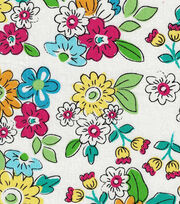 Keepsake Calico™ Cotton Fabric-Eliza Main Floral, , hi-res