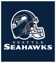 Seattle Seahawks NFL Luncheon Napkin, , hi-res