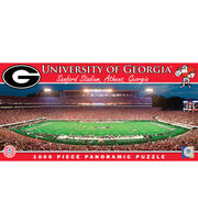 University of Georgia  NCAA Master Pieces  Panoramic Puzzle, , hi-res