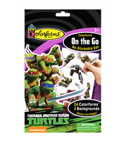 Teenage Mutant Ninja Turtles Colorforms® On the Go Re-stickable Playset, , hi-res