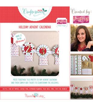 Hazel & Ruby Holiday Crafternoon Advent Calendar