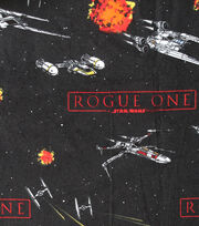 Star Wars Rogue Flannel Fabric 42''-One Ships, , hi-res