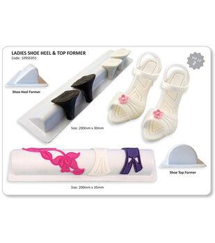 Ladys Shoe-Plastic Cutter Set