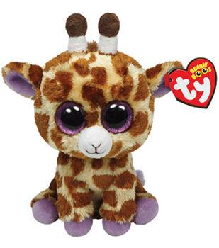 TY Beanie Boo Safari Giraffe