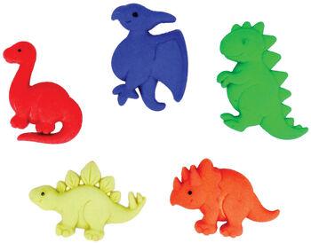 Dress It Up Embellishments-Prehistoric Pets