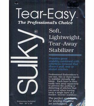 "Sulky Tear-Easy Stabilizer-20""W x 1yd"
