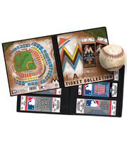 "MLB Ticket Album 8-1/4""X8-3/4""-Los Angeles Angels Of Anaheim, , hi-res"