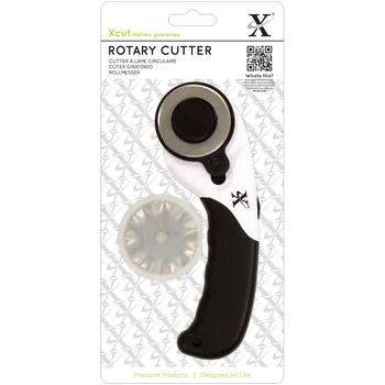 Docrafts Xcut Rotary Cutter With Three Blades
