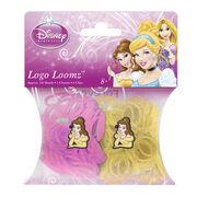 Disney Princesses Belle Logo Loomz Fille, , hi-res