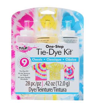 Tulip® One-Step Tie-Dye Kit Classic
