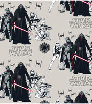 Star Wars VII Villains Flannel Fabric, , hi-res