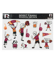 Virginia Tech NCAA Family Cling, , hi-res