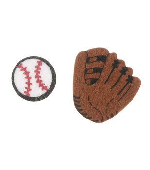 Stickers Baseball 52pc
