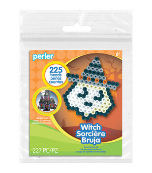 Perler Fused Bead Kit-Creepy Witch