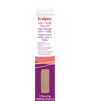 Sculpey Work N Bake Clay Mat 1/Pkg
