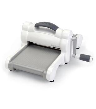 Sizzix Big Shot Machine - White & Gray
