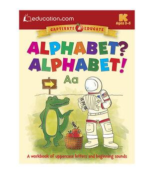 Alphabet? Alphabet? Book