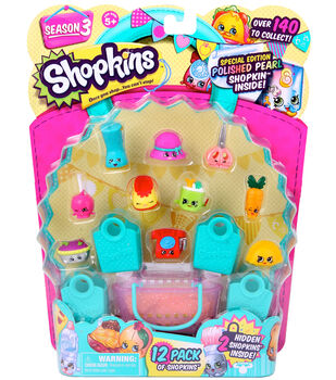 Shopkins™ Series 3- 12 Pack