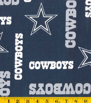 Dallas Cowboys NFL Tablecloth Vinyl by Fabric Traditions, , hi-res