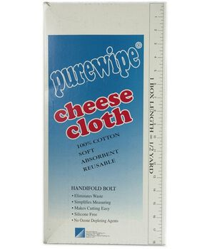 "Cheesecloth Fine Grade-18""W x 70yds"