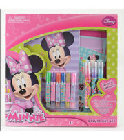 Minnie Mouse Deluxe Art Set, , hi-res