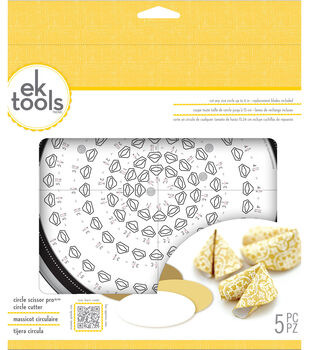 EK Success Circle Scissor Plus Cutting Tool