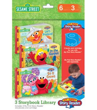 My 1st Story Reader Sesame Street No Rea