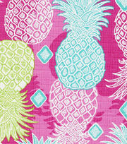 Keepsake Calico™ Cotton Fabric-Paradise Pineapples, , hi-res