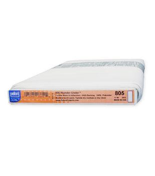 """Pellon® 805 Wonder-Under®, White, 17"""" x 10yd bolt"""