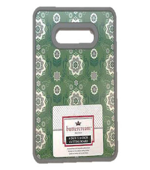 Buttercream™ Collection Green Pattern Holiday Board