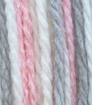 Bernat Pink Flannel Baby Yarn