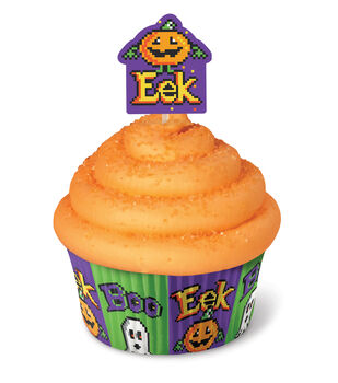 Wilton® Pixelween Pick & Baking Cup Combo Pack