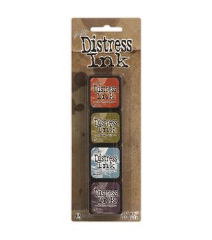 Tim Holtz® Distress Mini Ink Kits-Kit 8
