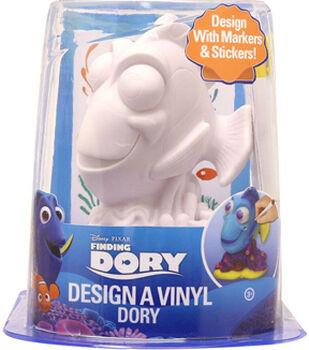 Design a Vinyl-Finding Dory