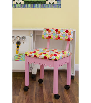 Pink Sewing Chair